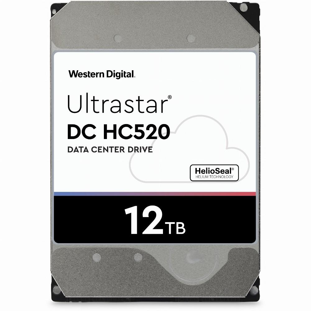 Western Digital Ultrastar He12, 3.5 Zoll, 12000 GB, 7200 RPM