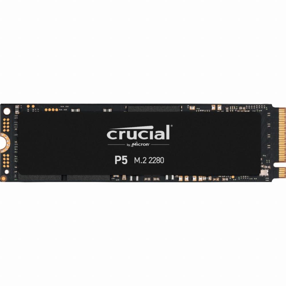Crucial P5, 2000 GB, M.2, 3400 MB/s