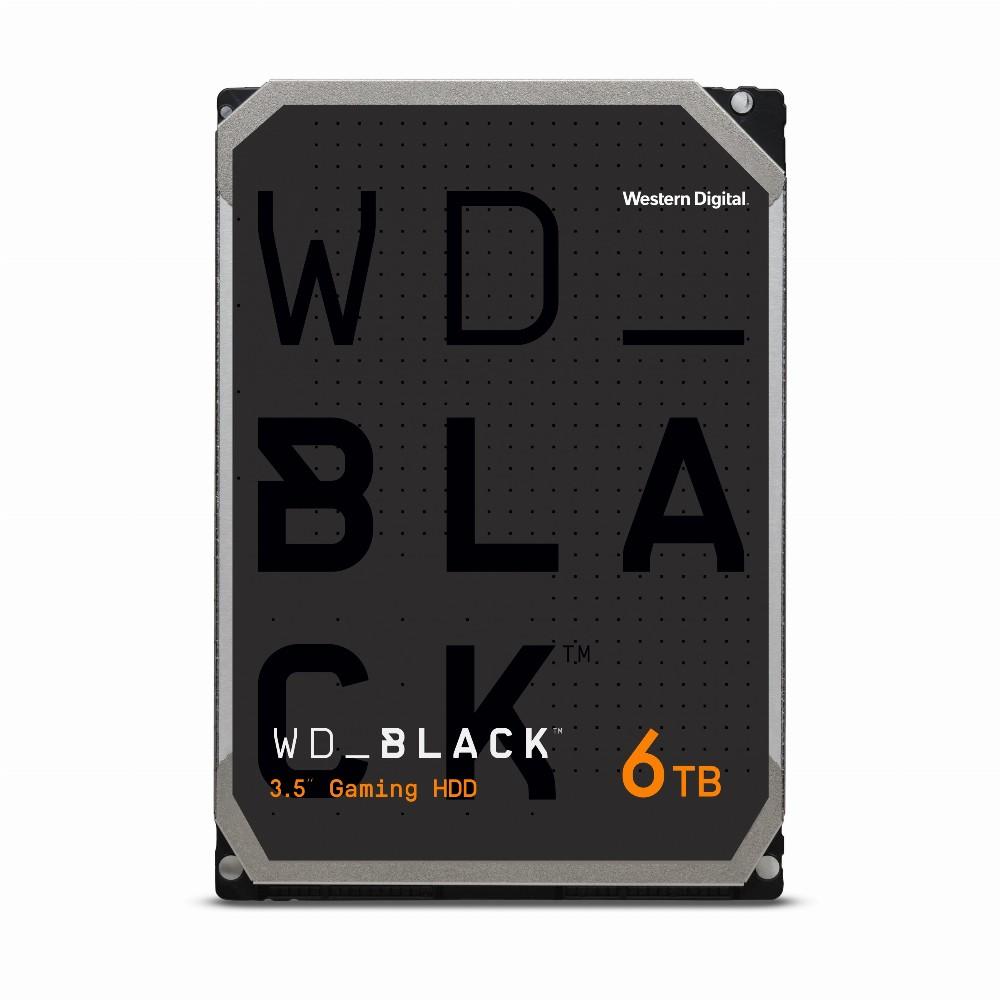 Western Digital Black, 3.5 Zoll, 6000 GB, 7200 RPM