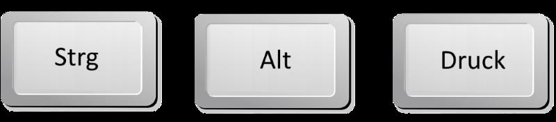 Shortcut Screenshot Windows