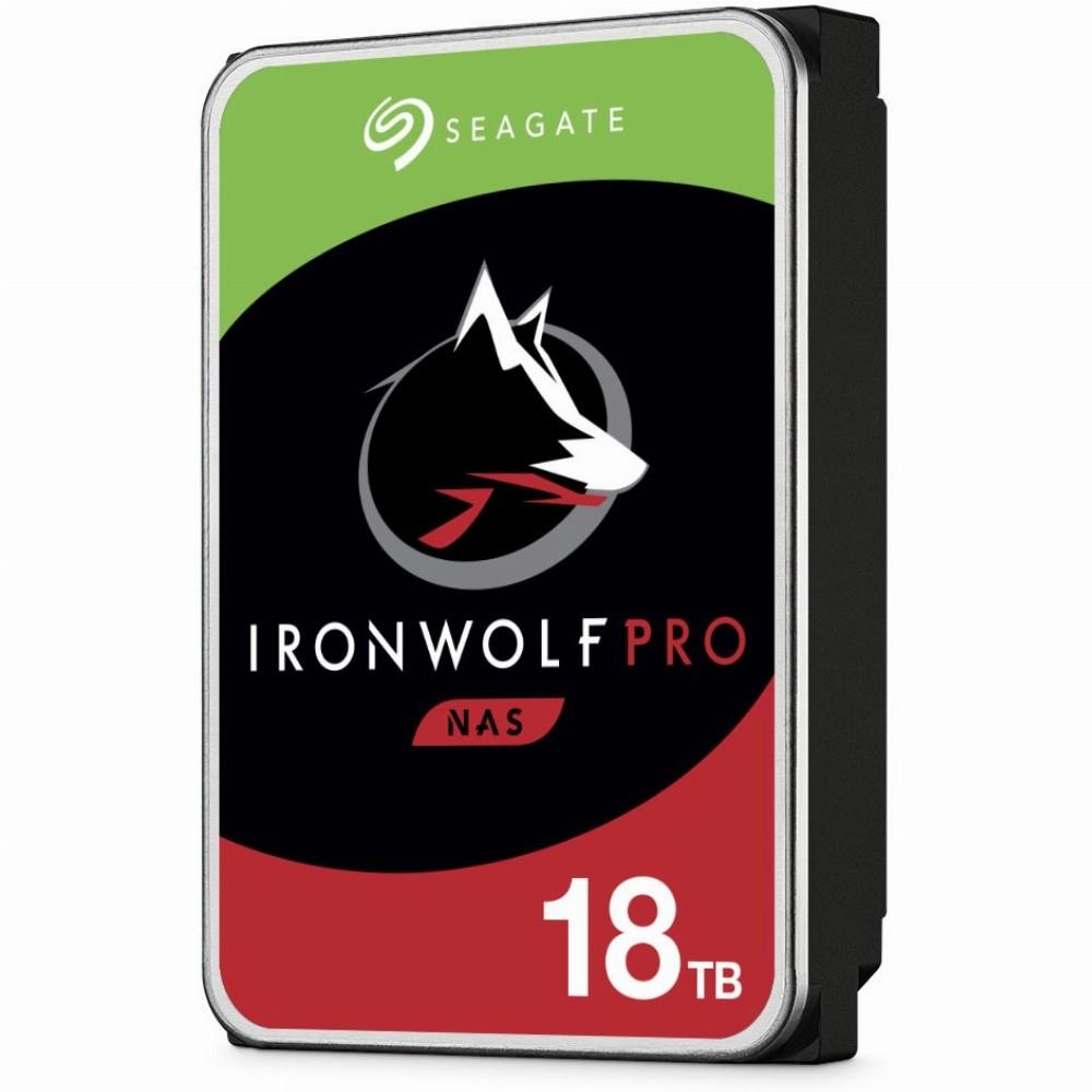 Seagate IronWolf Pro ST18000NE000, 3.5 Zoll, 18000 GB, 7200 RPM