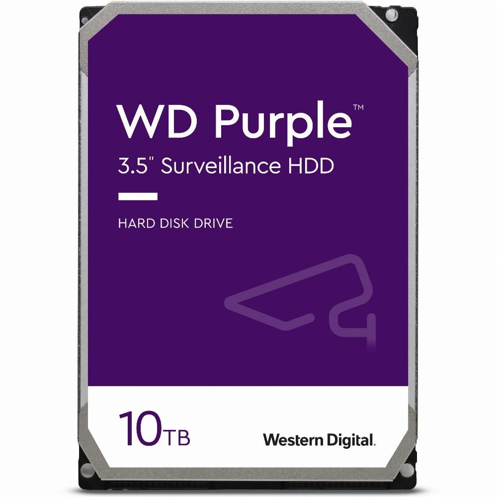 Western Digital Purple, 3.5 Zoll, 10000 GB, 7200 RPM