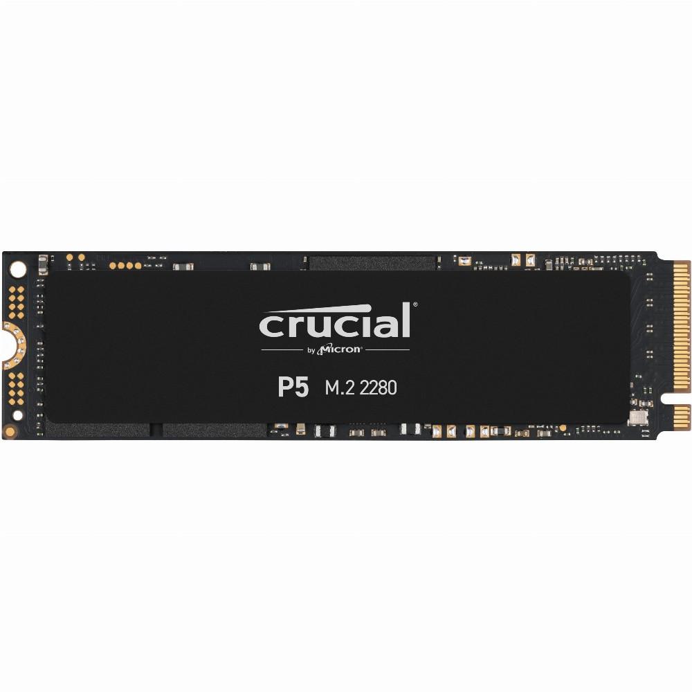 Crucial P5, 250 GB, M.2, 3400 MB/s