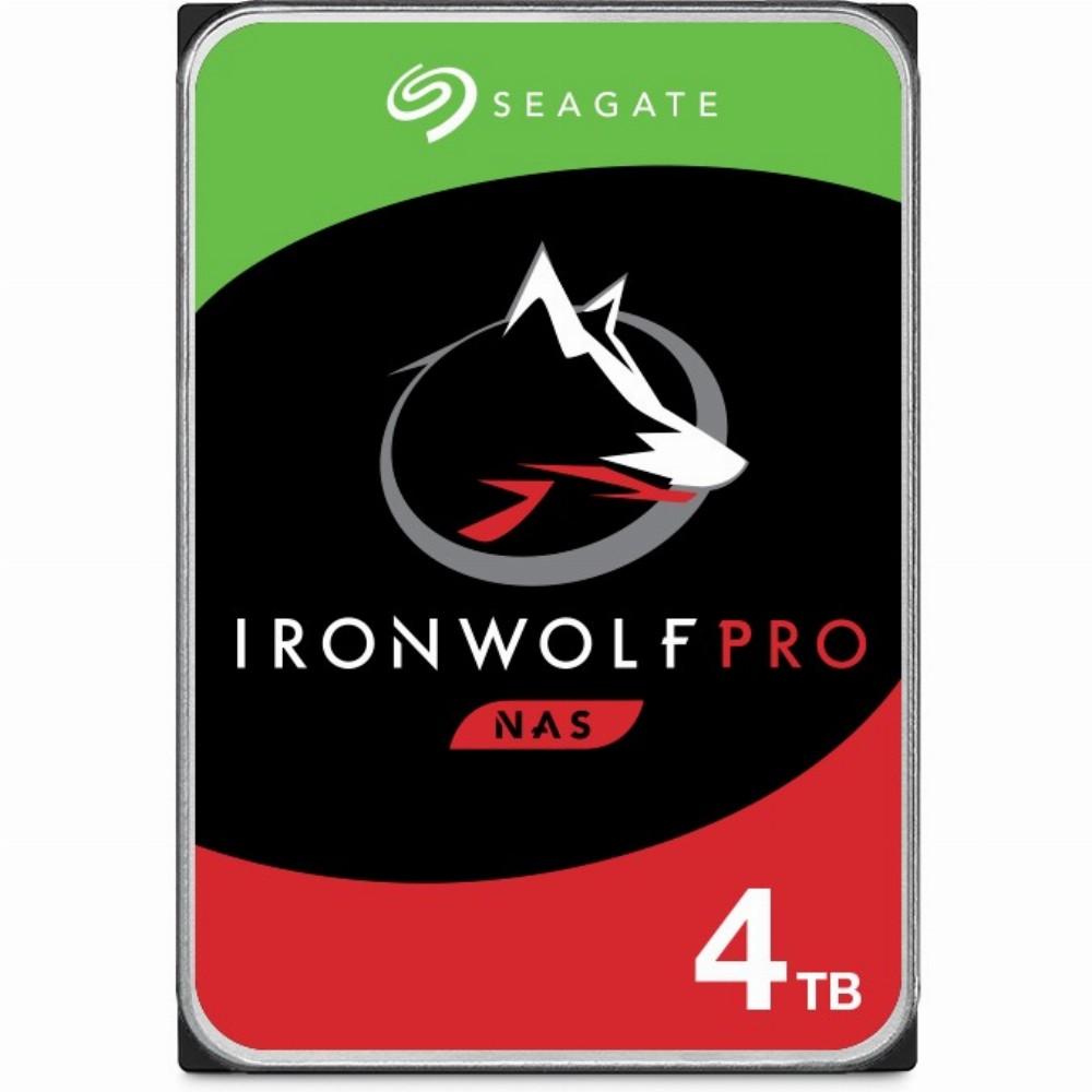 Seagate IronWolf Pro ST4000NE001, 3.5 Zoll, 4000 GB, 7200 RPM