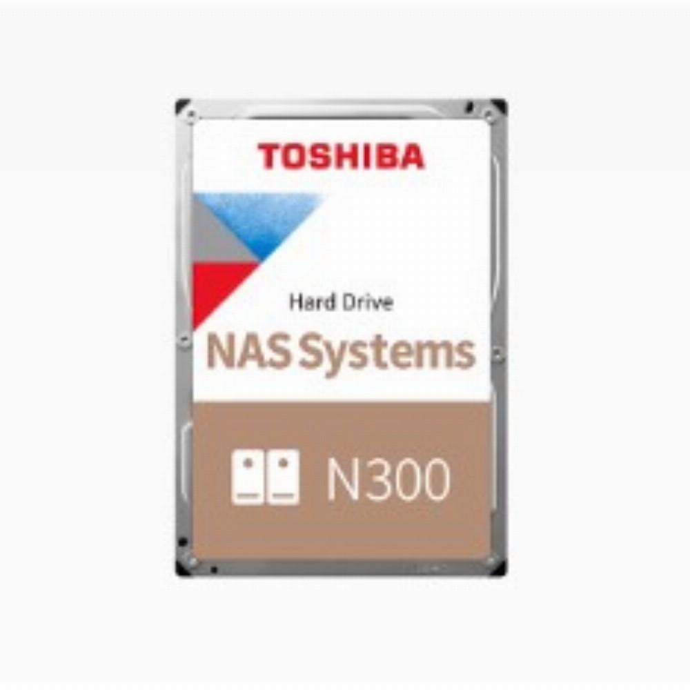 Toshiba N300 NAS, 3.5 Zoll, 8000 GB, 7200 RPM