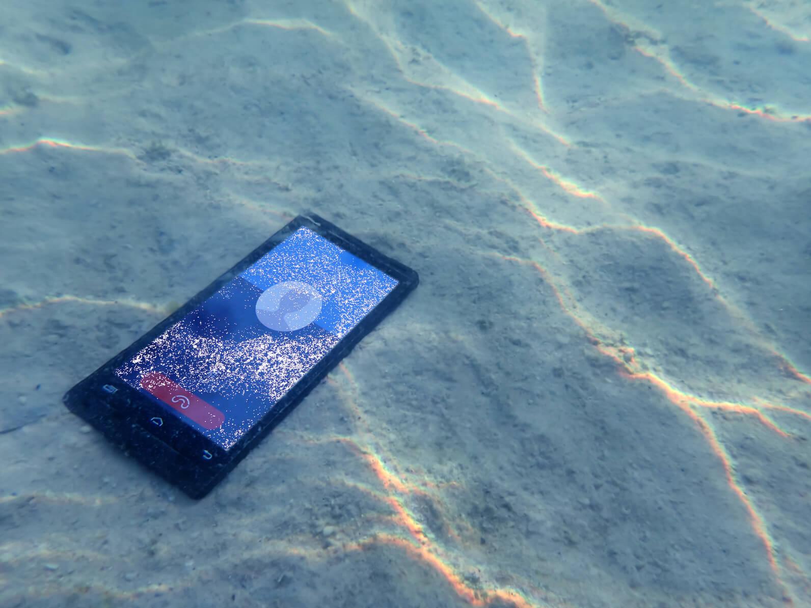 Smartphone Eigenschaften Wasserdichtigkeit