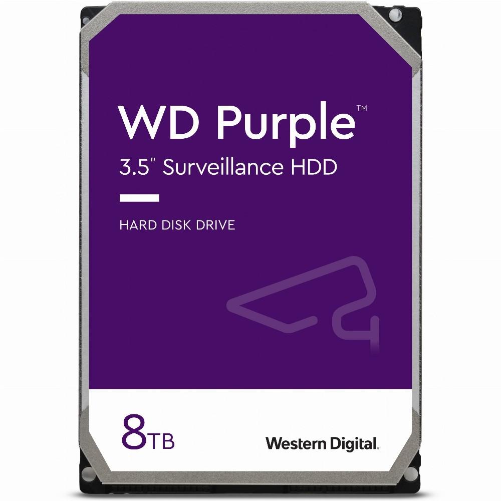 Western Digital WD Purple, 3.5 Zoll, 8000 GB, 5640 RPM