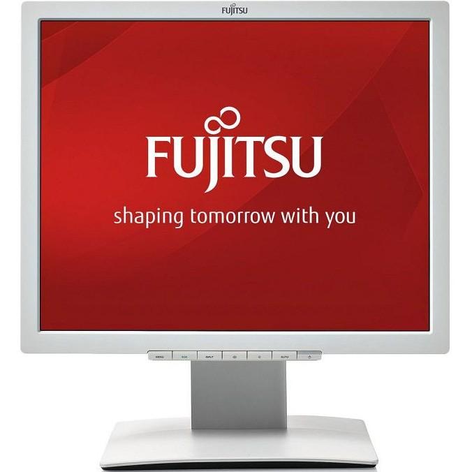 Fujitsu B line B19-7, 48,3 cm (19 Zoll), 1280 x 1024 Pixel, SXGA, LED, 8 ms, Grau