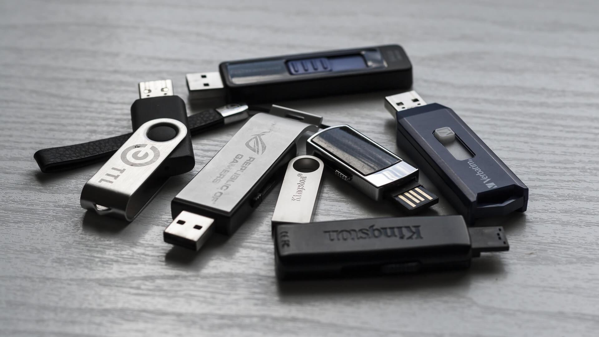USB-Stick wird nicht erkannt