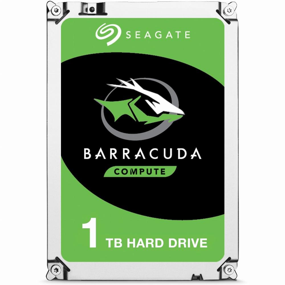 Seagate Barracuda ST1000DM010, 3.5 Zoll, 1000 GB, 7200 RPM