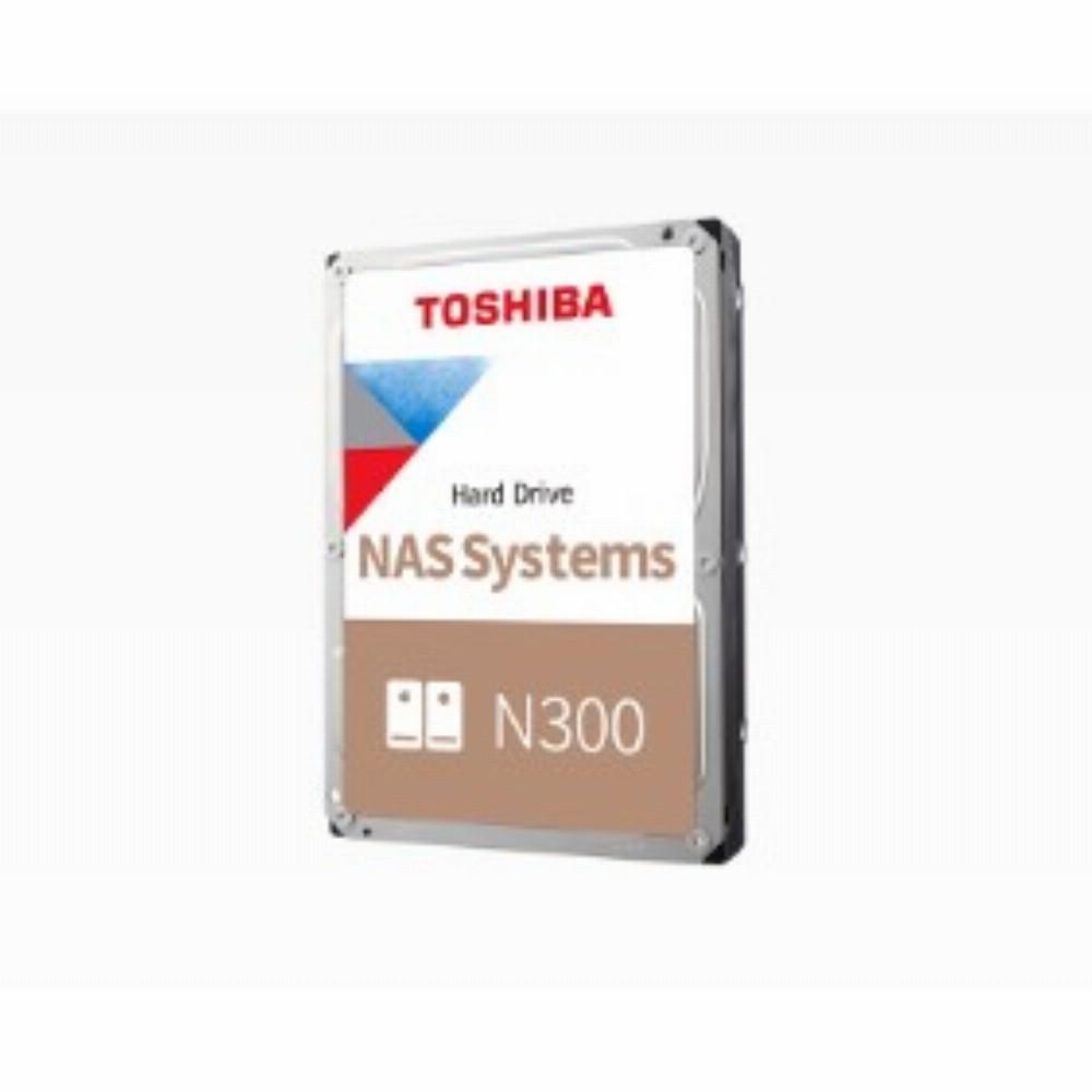 Toshiba N300 NAS, 3.5 Zoll, 6000 GB, 7200 RPM