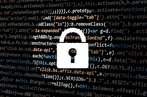 Daten verschluesseln