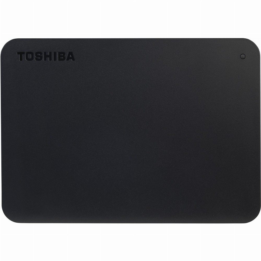Toshiba HDTB420EK3AA, 2000 GB, 3.2 Gen 1 (3.1 Gen 1), Schwarz