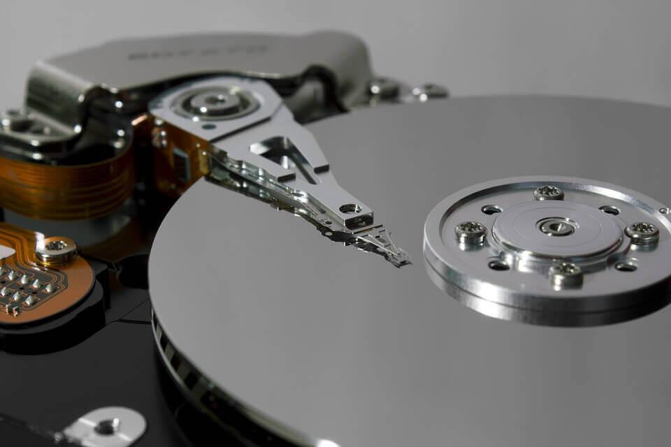 Festplatte aufräumen