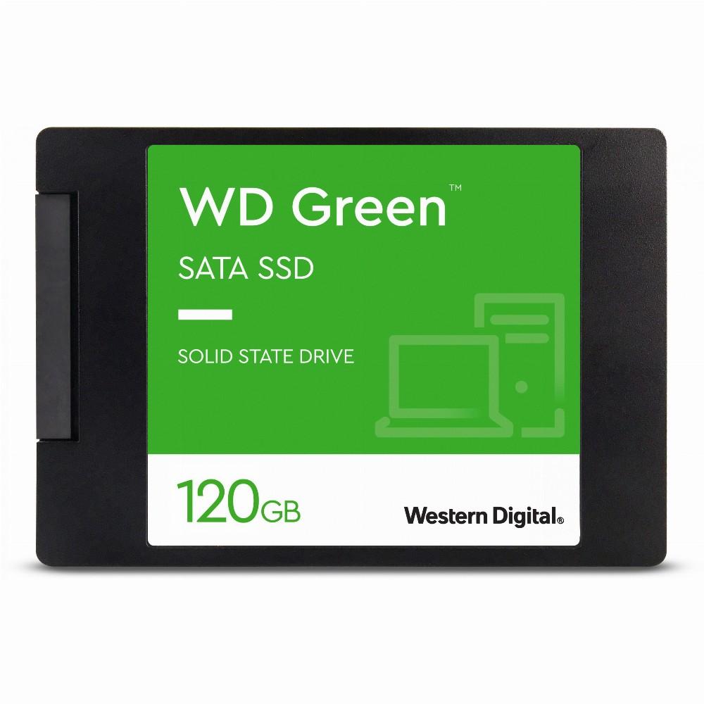 """Western Digital WD Green, 120 GB, 2.5"""", 540 MB/s, 6 Gbit/s"""