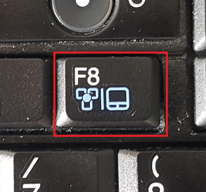 TouchPad deaktivieren