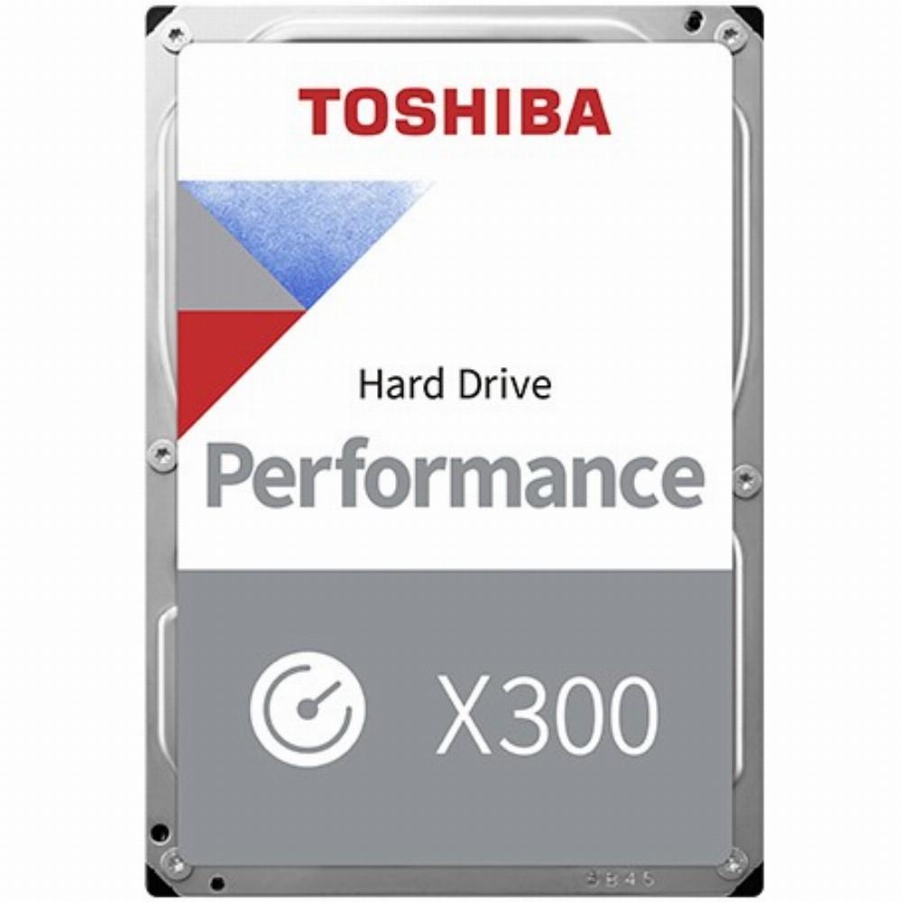 Toshiba X300, 3.5 Zoll, 8000 GB, 7200 RPM