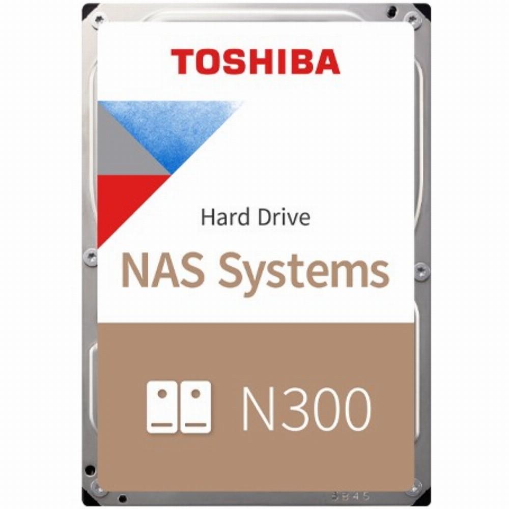 Toshiba N300, 3.5 Zoll, 6000 GB, 7200 RPM