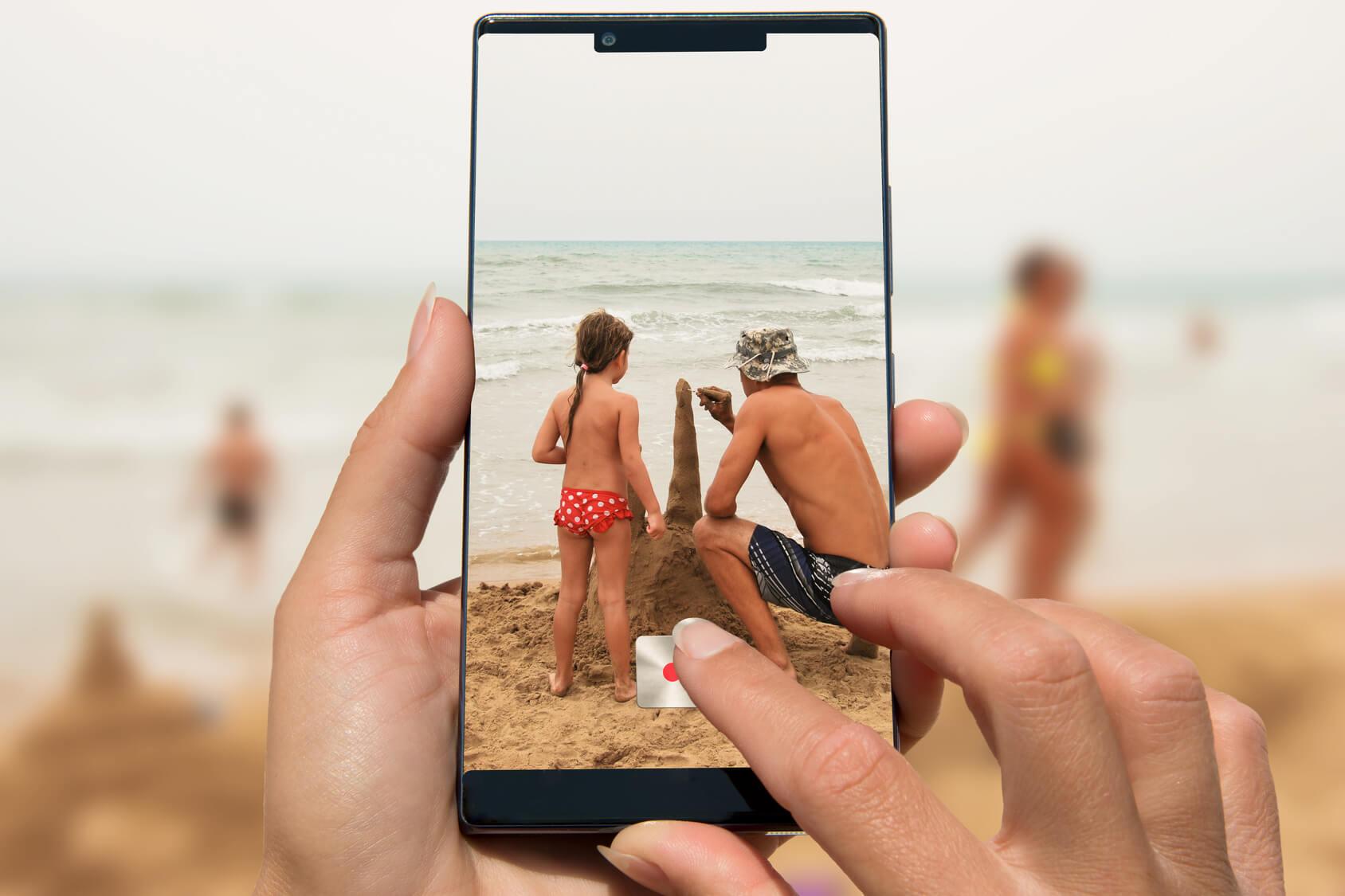Smartphone Eigenschaften Kamera