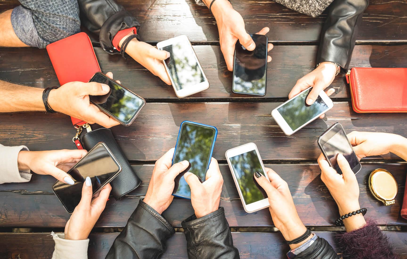 Smartphone Eigenschaften