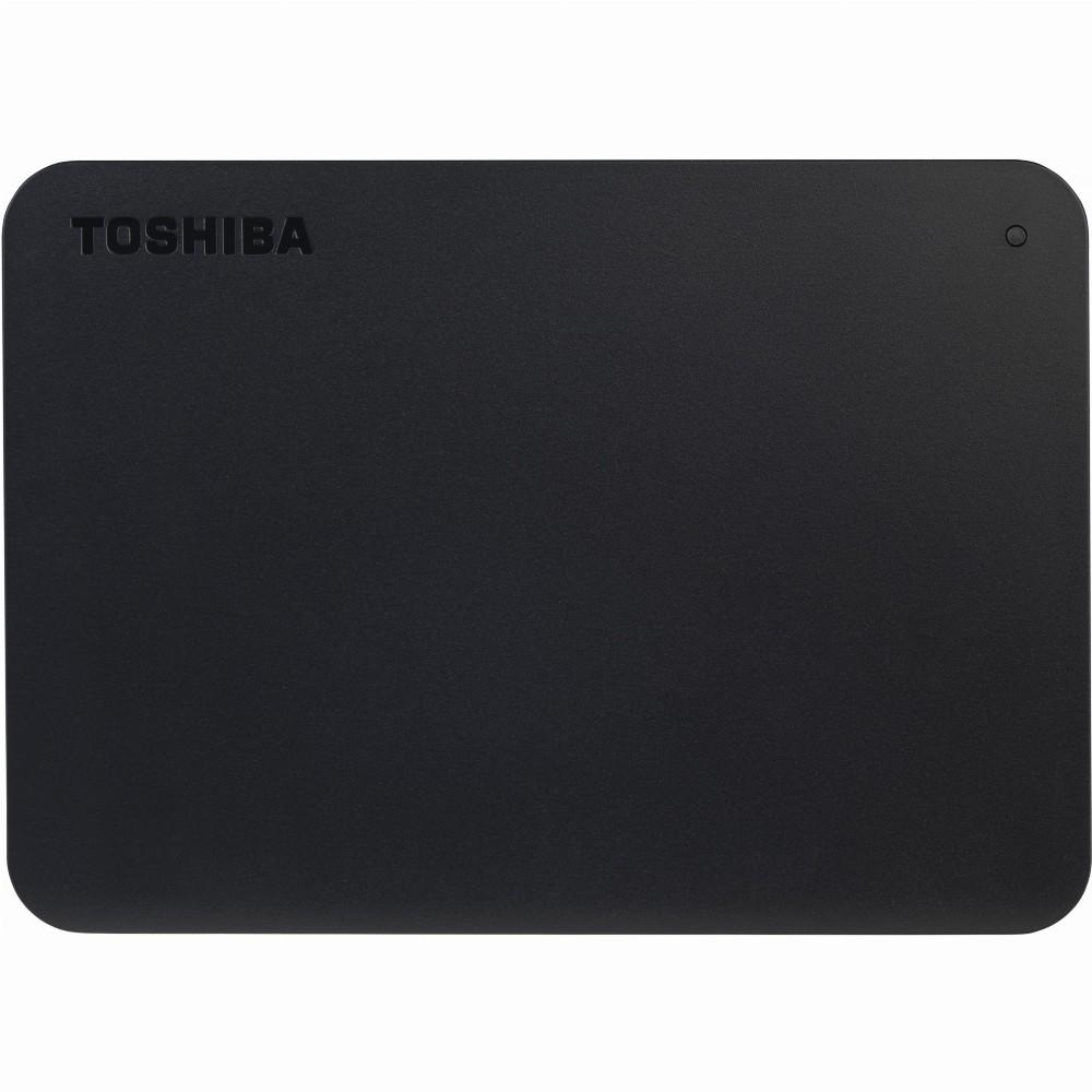 Toshiba Canvio Basics, 1000 GB, 2.5 Zoll, 3.2 Gen 1 (3.1 Gen 1), Schwarz