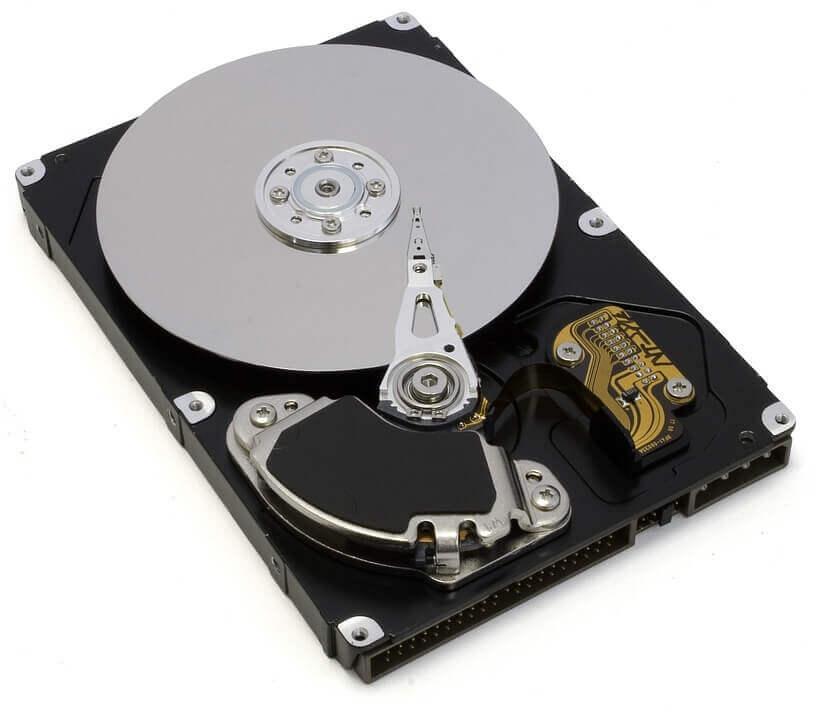 Festplatte partitionieren