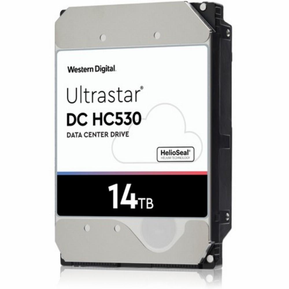 Western Digital Ultrastar DC HC530, 3.5 Zoll, 14000 GB, 7200 RPM