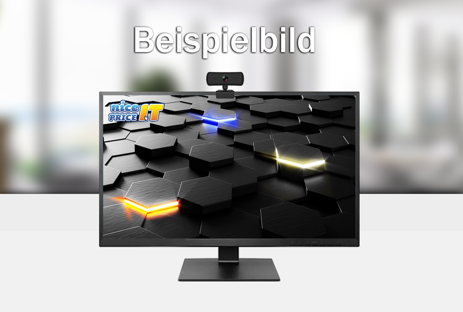 "HomeOffice Arbeitsplatz HP 840 G3   24"" Monitor   WebCam   Headset   Dockingstation"